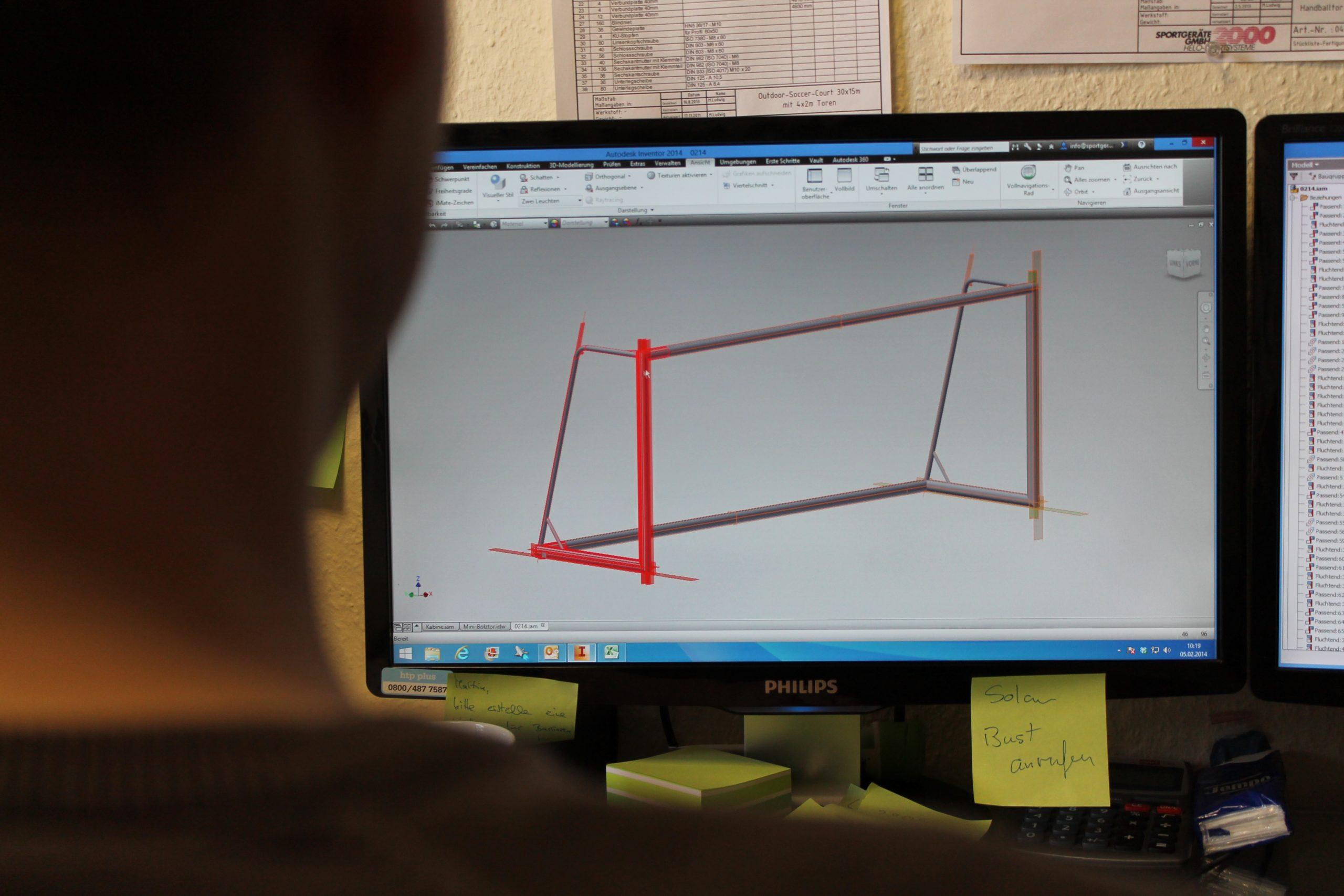 construct a helogoal